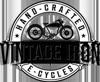 Vintage Iron Cycles – Electric Bike Shop Logo